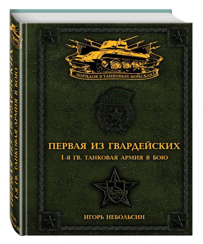 Первая из Гвардейских. 1-я танковая армия в бою Игорь Небольсин
