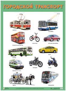 ПЛ Городской транспорт