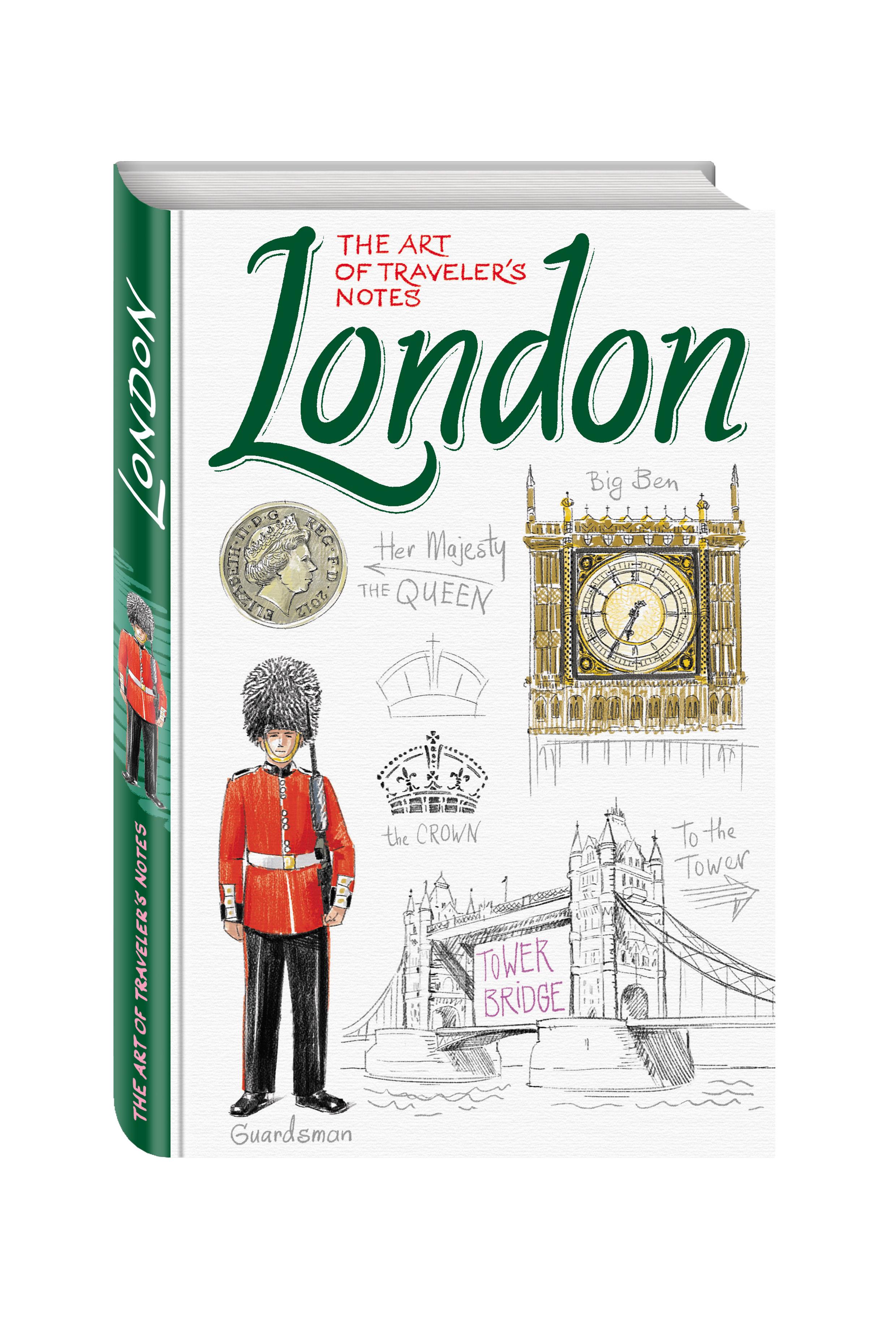 London. The Art of traveler's Notes art of war