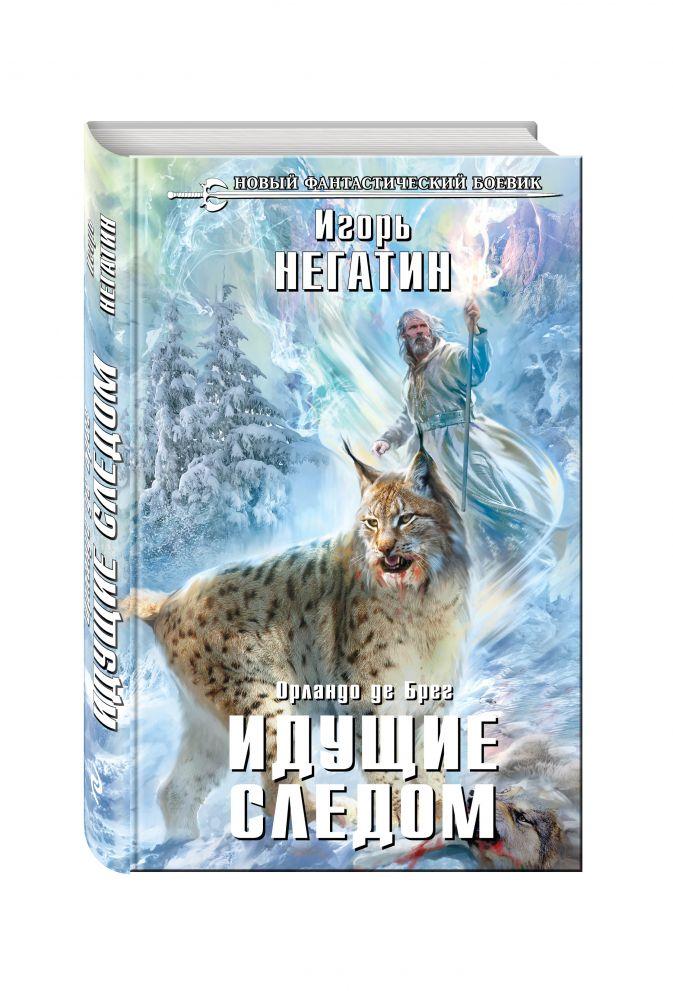 Игорь Негатин - Идущие следом обложка книги