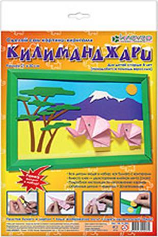 """Набор для изготовления картины """"Килиманджаро"""""""
