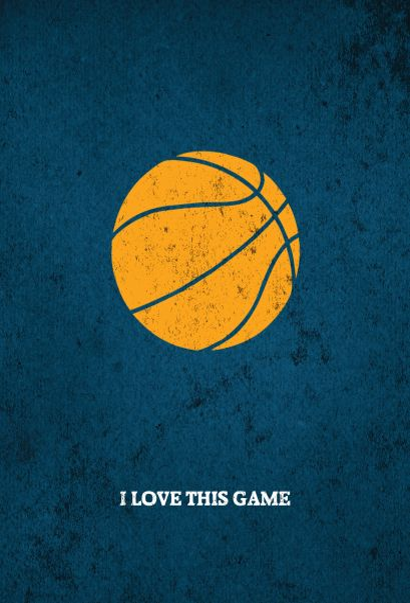 Комплект Как играть в баскетбол+I love this game. Баскетбол - фото 1