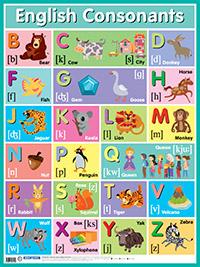 Английские согласные звуки = English Consonants