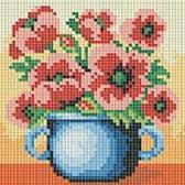 Мозаичные картины. Красные маки (063-ST-PS)