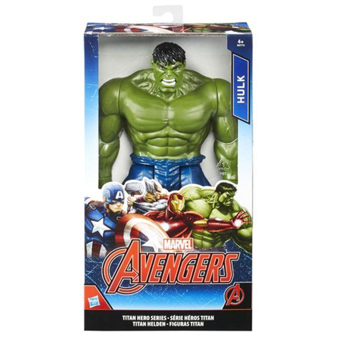 Avengers Фигурка Халка (Титаны) (B5772) AVENGERS