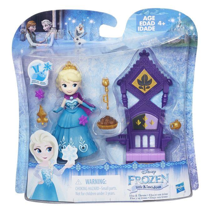 DISNEY FROZEN Игровой набор маленькие куклы Холодное сердце с аксессуарами в ассорт. (B5188) DISNEY FROZEN