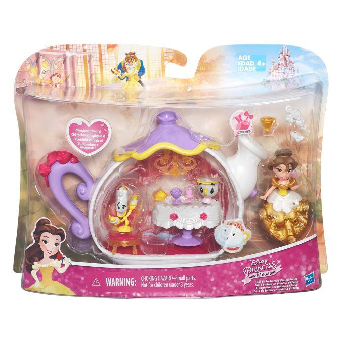 DISNEY PRINCESS Игровой набор для маленьких  кукол Принцесс в ассорт. (B5344) DISNEY PRINCESS