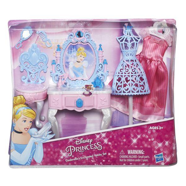 DISNEY PRINCESS Игровой набор Принцессы в ассортименте (кукла не входит в набор) (B5309) DISNEY PRINCESS
