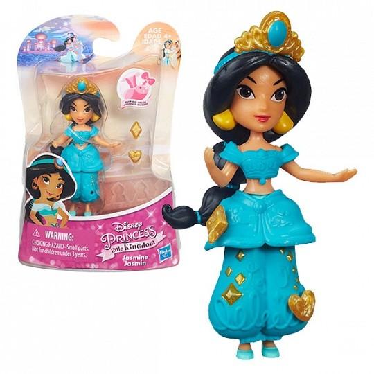 DISNEY PRINCESS Маленькие куклы принцесс в ассортименте (B5321) DISNEY PRINCESS