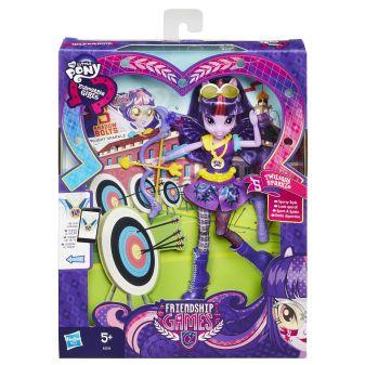 MLP EQUESTRIA GIRLS - My Little Pony EQUESTRIA GIRLS кукла (B1772) обложка книги