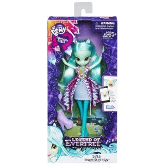 """MLP EQUESTRIA GIRLS - My Little Pony EQUESTRIA GIRLS кукла """"Легенда Вечнозеленого леса"""", в ассорт. (B6477) обложка книги"""