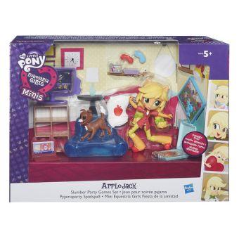 My Little Pony EQUESTRIA GIRLS Мини игровой набор мини-кукол, в ассорт. (B4910) MLP EQUESTRIA GIRLS