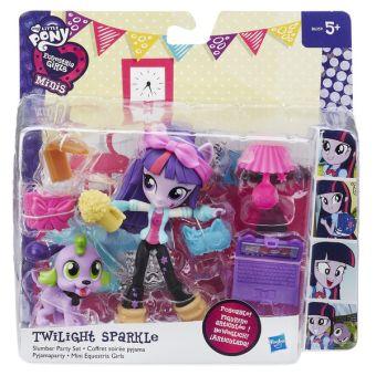 My Little Pony EQUESTRIA GIRLS мини-кукла с аксессуарами, в ассорт. (B4909) MLP EQUESTRIA GIRLS