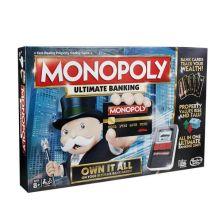 Монополия с банковскими картами (обновленная) (B6677)