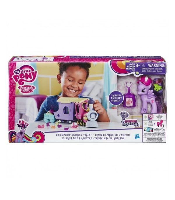 """My Little Pony игровой набор """"Поезд Дружбы"""" (B5363) MY LITTLE PONY"""
