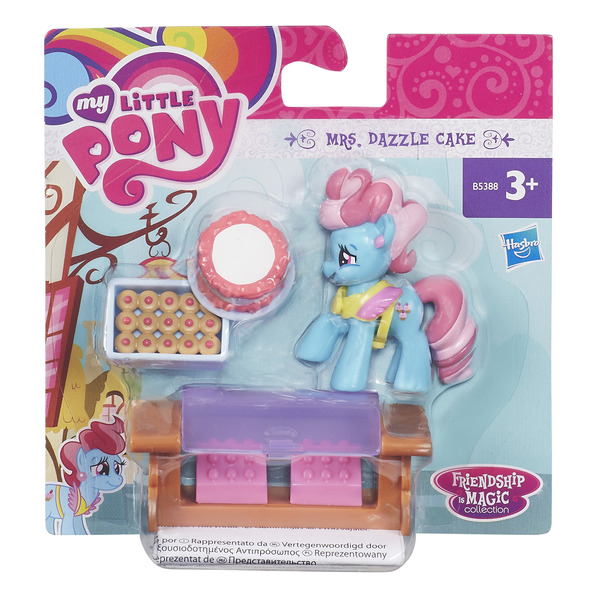 My Little Pony Коллекционные пони с аксессуарами MY LITTLE PONY