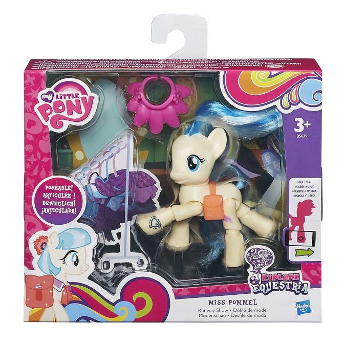 MY LITTLE PONY - My Little Pony Пони с артикуляцией обложка книги