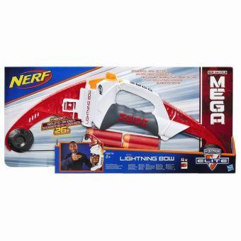 NERF МЕГА Лёгкий Лук (бластер) (A6276) NERF