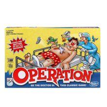 Игра Операция (обновленная) (Настольная игра)(B2176)