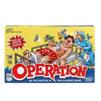 Игра Операция (обновленная) (Настольная игра)(B2176) GAMES