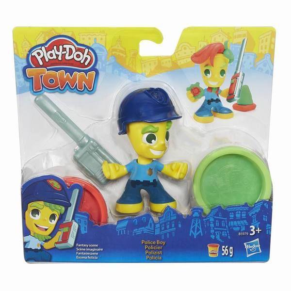"""Play-Doh Город Игровой набор """"Фигурки"""", в ассорт. (B5960)"""
