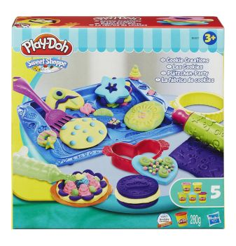 """PLAY-DOH - Play-Doh Игровой набор """"Магазинчик печенья"""" (B0307) обложка книги"""