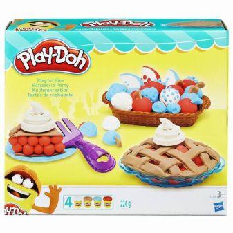 """PLAY-DOH - Play-Doh Игровой набор """"Ягодные тарталетки"""" (B3398) обложка книги"""