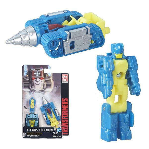 TRANSFORMERS - Transformers Дженерэйшнс Войны Титанов: Мастера Титанов (B4697) обложка книги