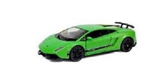 АВТОДРАЙВ. Модель машины масштаб 1:32 LAMBORGHINI GALLARDO LP570 (матовая, зеленая) (Арт. И-1238)