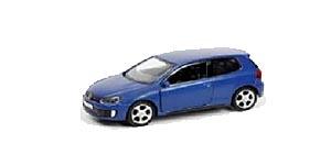 АВТОДРАЙВ. Модель машины масштаб 1:32 VOLKSWAGEN GOLF GTI (матовая, синяя) (Арт. И-1210)