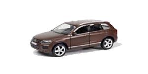 АВТОДРАЙВ. Модель машины масштаб 1:32 VOLKSWAGEN TOUAREG (матовая, коричневая) (Арт. И-1211)
