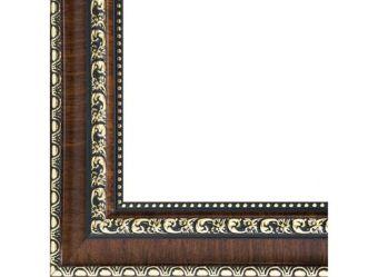 Багетные рамы 30*40. Donna (т.коричневый) (1073-BL)
