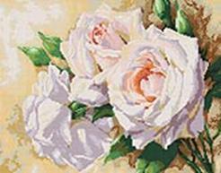 Мозаика на подрамнике. Розовое трио (255-ST-S)