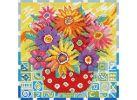 Набор для хобби и творчества Мозаика на подрамнике. Цветики-цветочки (291-ST-S)