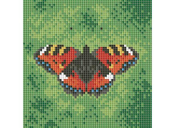Мозаичные картины . Бабочка Шоколадница (036-ST-PS)