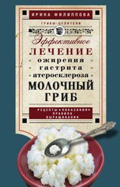 Филиппова И.А. - Молочный гриб обложка книги
