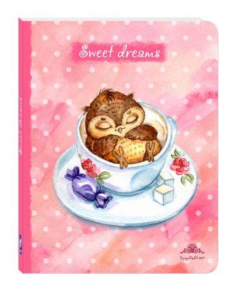 Блокнот. Sweet dreams (большой)