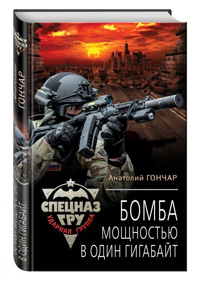 Бомба мощностью в один гигабайт Анатолий Гончар