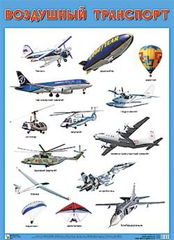 ПЛ Воздушный транспорт