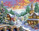 Набор для хобби и творчества 303-ST-S Рождественская ночь