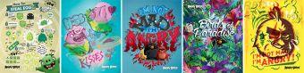 Тетр 48л скр А5 кл AB29/5-EAC твин УФ Angry Birds Movie
