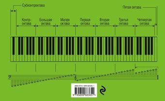 Тетрадь для нот 12л А5