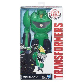 Transformers Роботы Под Прикрытием: Титаны 30 см (B0760) TRANSFORMERS