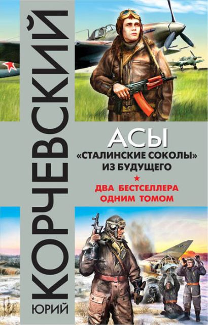 Асы. «Сталинские соколы» из будущего - фото 1