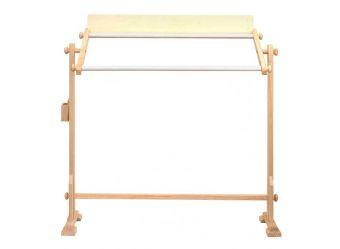 Аксессуары для рукоделия .  деревянный прямоуг. 33х75см (RY4232)