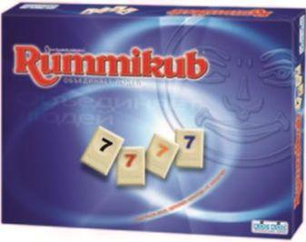 KODKOD - Rummikub оригинальная версия (настольная игра) обложка книги