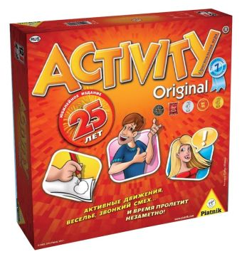 Activity 2- Юбилейное издание Piatnik