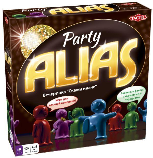 Настольная игра Скажи Иначе /Вечеринка 2 Tactic Games