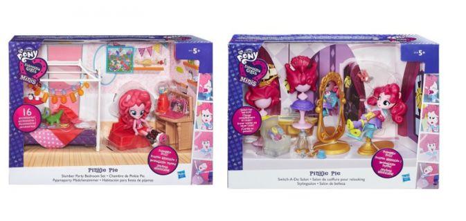 My Little Pony EQUESTRIA GIRLS Игровой набор мини-кукол