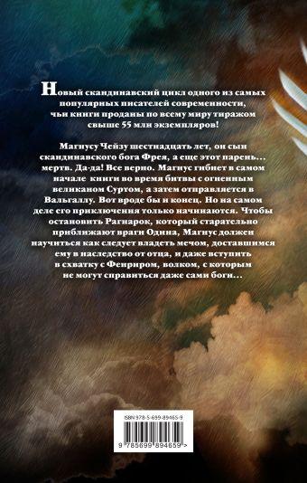 Магнус Чейз и боги Асгарда. Меч Лета Рик Риордан